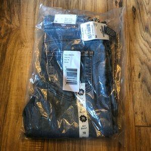 NEW!!! Girls Bootcut jeans - 7R - OshKosh